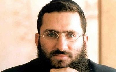 Rabbi Shmuley Boteach. (photo credit: courtesy/CC-BY-SA)