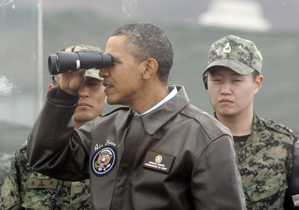 obama insists north korea s bad behavior will not be rewarded