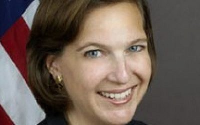 Victoria Nuland (photo credit: USGov/Wikimedia Commons)