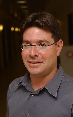 Likud MK Ofir Akunis (photo credit: Flash90)