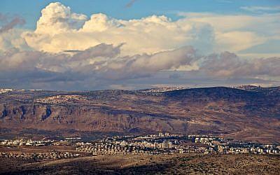 The Western Galilee (Doron Horowitz/Flash90)