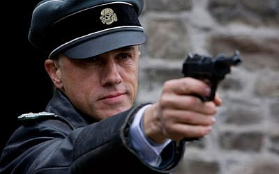 Christopher Waltz in ' Inglourious Basterds'. (Photo credit: Universal)