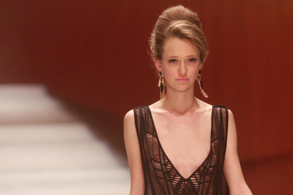 New York Fashion Week Models Too Thin