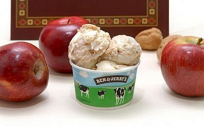 Ben & Jerry's ice cream (Courtesy Ben & Jerry's)
