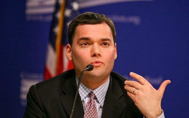 Distancing narrative as a political weapon? Peter Beinart (photo credit: CC BY-ND Center for American Progress Action Fund, Flickr)