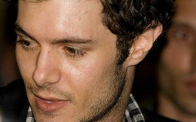 Actor Adam Brody. (photo credit: Josh Jensen/flickr.com)