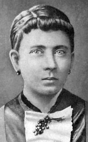 Hitler's mother, Klara. (photo credit: public domain)