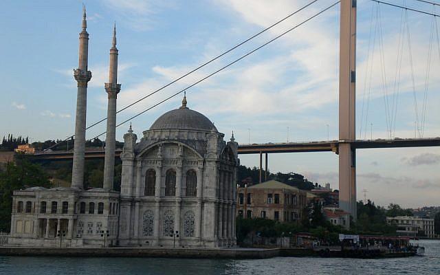 Istanbul skyline (photo credit: CC BY Mark_Smith, Flickr)