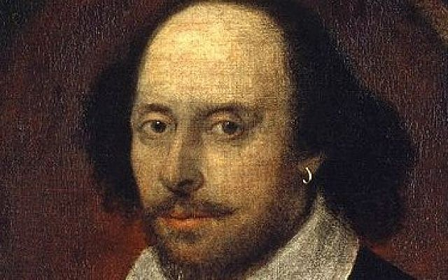 William Shakespeare (John Taylor, National Portrait Gallery, Wikimedia Commons, public domain)