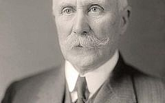 Philippe Pétain (photo credit: Library of Congress, Wikimedia Commons)
