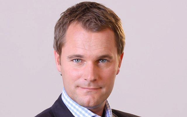 German Health Minister Danny Bahr (photo credit: Michael Dedeke)