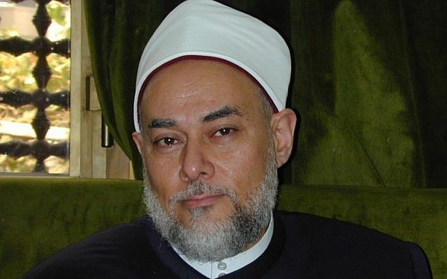 Former grand mufti of Egypt Ali Gomaa. (Public domain via Wikimedia Common)