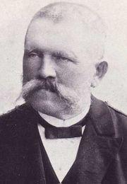 Alois Hitler. Alois was 51 when Adolf Hitler was born and died in 1903, when Hitler was 13. (photo credit: public domain)