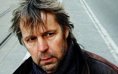 """Harri Nykanen, author of """"Nights of Awe.""""  (photo credit: Courtesy)"""
