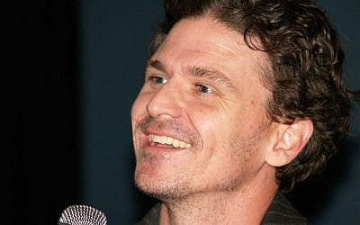 Dave Eggers, author of 'A Heartbreaking Work of Staggering Genius.' (photo credit: CC BY-SA David Shankbone, Wikimedia Commons)