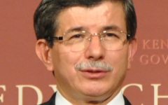 Turkish Foreign Minister Ahmet Davutoglu (photo credit: CC-BY-SA Martin Steinbauer/Wikipedia)