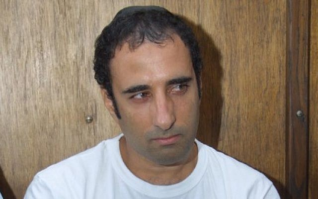 Hagai Amir has revealed excerpts from his prison diary. (photo credit: Flash90)