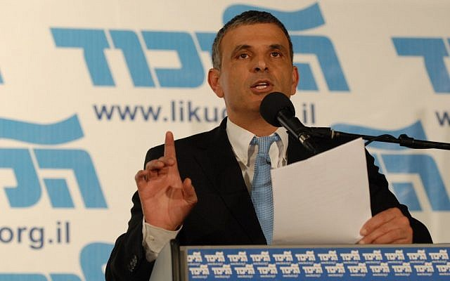 Minister of Welfare and Social Services Moshe Kahlon (photo credit: Gili Yaari/Flash90)