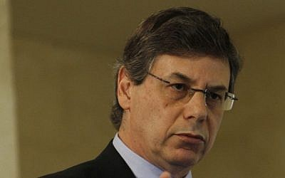 Deputy Foreign Minister Danny Ayalon. (photo credit: Miriam Alster/Flash90)
