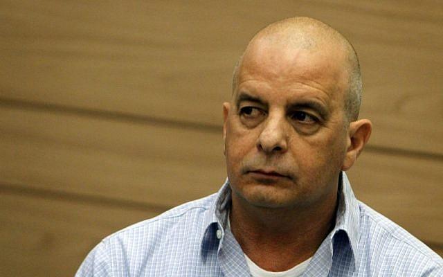 Former Shin Bet chief Yuval Diskin (photo credit: Miriam Alster/Flash90)