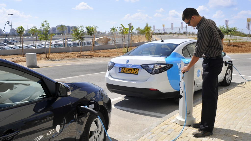 מצטיין Some Israelis still bullish on electric cars | The Times of Israel FA-59