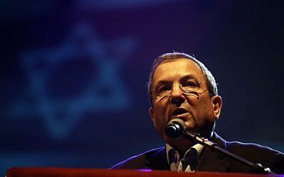 Ehud Barak. Contradictory statements (photo credit: Uri Lenz/FLASH90)