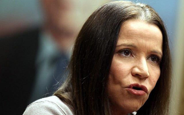 Labor chairwoman Shelly Yachimovich. (photo credit: Yossi Zamir/Flash 90)