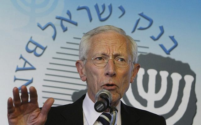 Stanley Fischer (photo credit: Miriam Alster/Flash90)