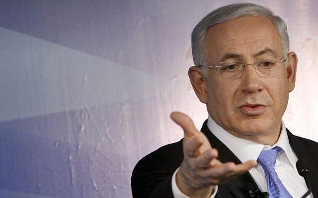 Benjamin Netanyahu (photo credit: Miriam Alster/Flash90)