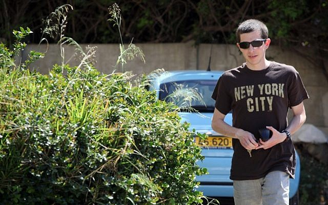 Gilad Shalit (photo credit: Avishag Shar-Yashuv/Flash90/File)