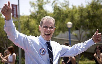 Fred Karger (photo credit: courtesy Fred Karger for President)