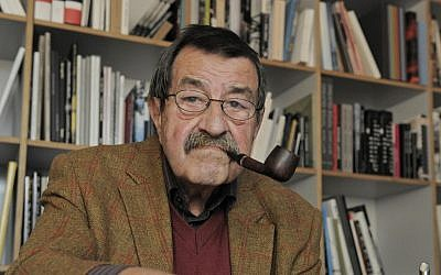 Günter Grass (photo credit: AP Photo/Jens Meyer)