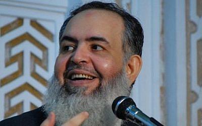 Hazem Abu Ismail (photo credit: Ambird/Wikimedia commons)