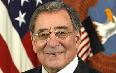 US Defense Secretary Leon Panetta (photo credit: Monica King/US Defense Dept.)