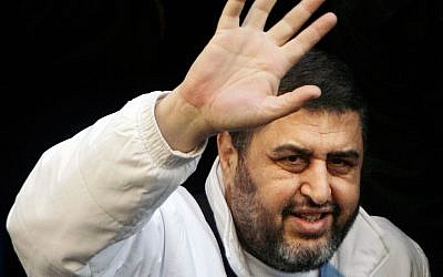 Disqualified Muslim Brotherhood candidate Khairat Shater (photo credit: AP/Amr Nabil)