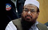 Hafiz Saeed (AP/Anjum Naveed)
