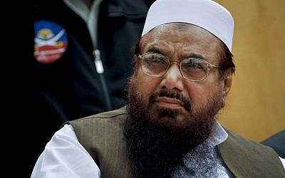 Hafiz Mohammad Saeed (AP/Anjum Naveed)