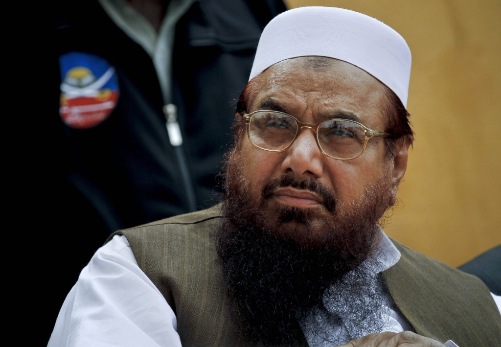 Hafiz's 'jihad' threat in Kashmir part of terror agenda