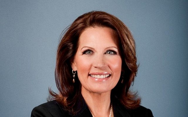 Former congresswoman and 2012 GOP presidential candidate Michele Bachmann (Courtesy/File)
