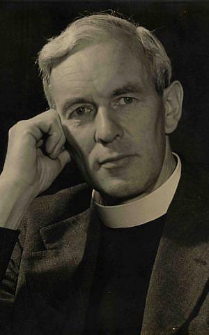 Rev. Hugh Jones (Courtesy of Christ Church)
