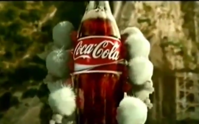 Coca-Cola, one of the biggest companies in Georgia, will be joining on Deal's mission (photo credit: YouTube screen capture)