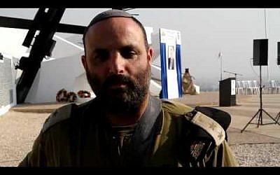 Shalom Eisner (screen shot from YouTube/Hatzalh)