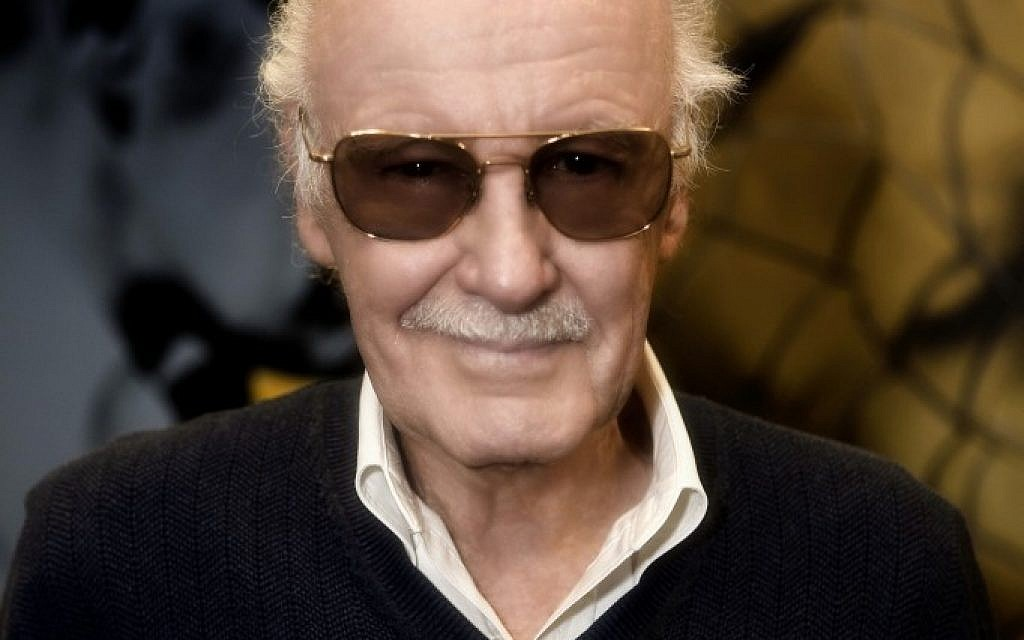 Stan Lee (Courtesy)
