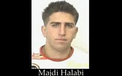 Missing IDF soldier Majdi Halabi (screen capture from YouTube/Israelit83)