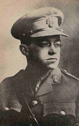 Zeev Jabotinsky (photo credit: Wikimedia Commons)