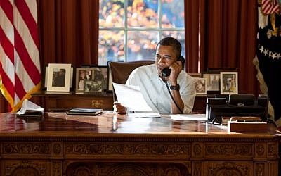 Obama will issue an executive order to target human right's abusers (photo credit: Official White House Photo/Pete Souza)