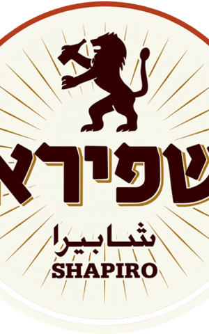 Shapiro label (Courtesy Shapiro Beer)
