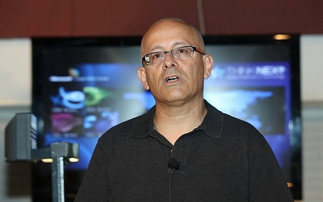 Yoram Ya'akobi, director of Microsoft Israel's Development Center (photo credit: Courtesy)