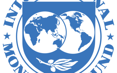 International Monetary Fund logo.