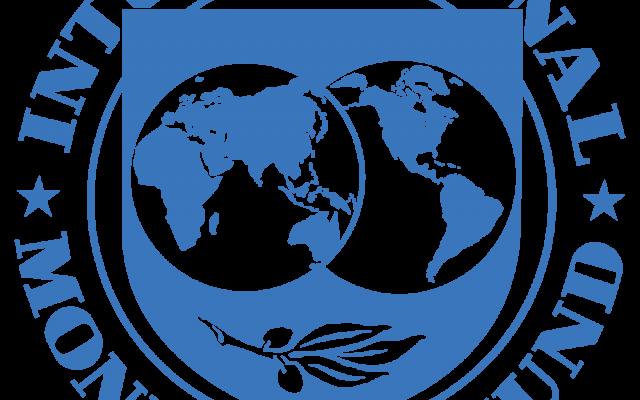International Monetary Fund logo.